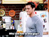Watch friends, tv, tv show, joey, matt leblanc GIF on Gfycat. Discover more related GIFs on Gfycat