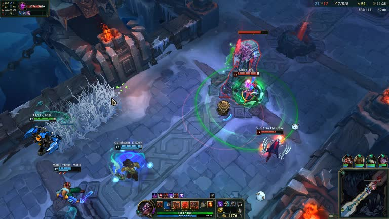 Assist, Gaming, Kill, LeagueOfLegends, Malphite, Overwolf, Win, Check out my video! LeagueOfLegends | Captured by Overwolf GIFs