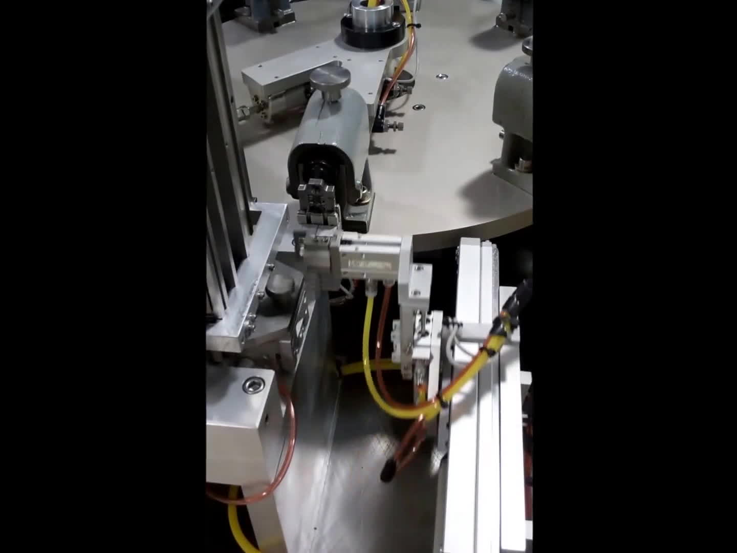 automation, intec, intec automation, NEEDLE DRILL AND BEND GIFs