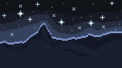 Watch and share Mountain GIFs and Pixelart GIFs by 煉獄の 仁 on Gfycat