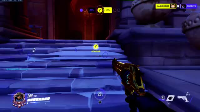 Watch and share Bodyguard GIFs and Overwatch GIFs by neround on Gfycat