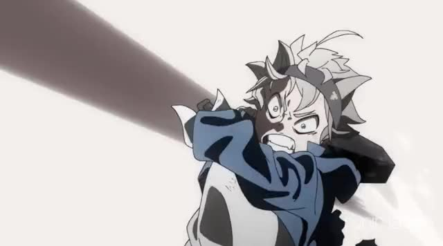 Watch and share Black Clover GIFs by Funimation on Gfycat