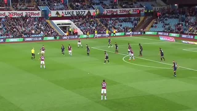 Watch and share Aston Villa Content GIFs and Bolasie Villa Goal GIFs on Gfycat