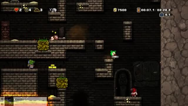 Watch and share Spelunky GIFs and Popular GIFs on Gfycat
