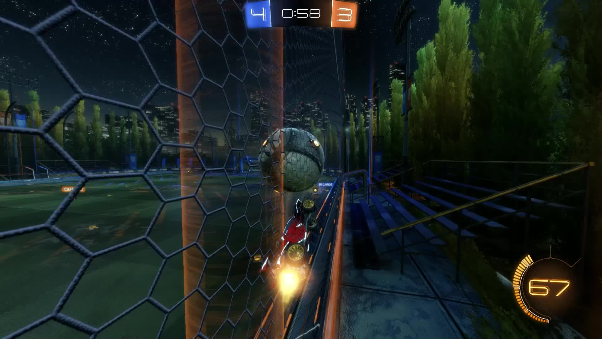 Entity | AJL, Gif Your Game, GifYourGame, Goal, Rocket League, RocketLeague, Goal 8: Entity | AJL GIFs
