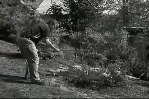 Watch and share Every Time He Broke The Ground, John Felt The Strangest Urge To Strike A Pose. (reddit) GIFs on Gfycat