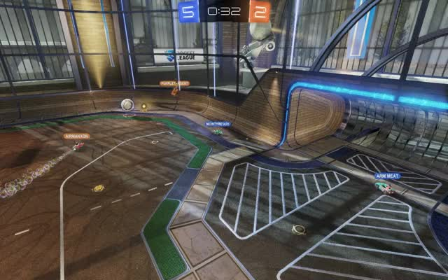 Watch The bicycle kick. GIF by @redtangent on Gfycat. Discover more Bad, Rocket league, badrocketleaguegoals GIFs on Gfycat
