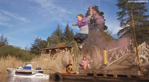 rollerblading camp nowhere gif GIFs