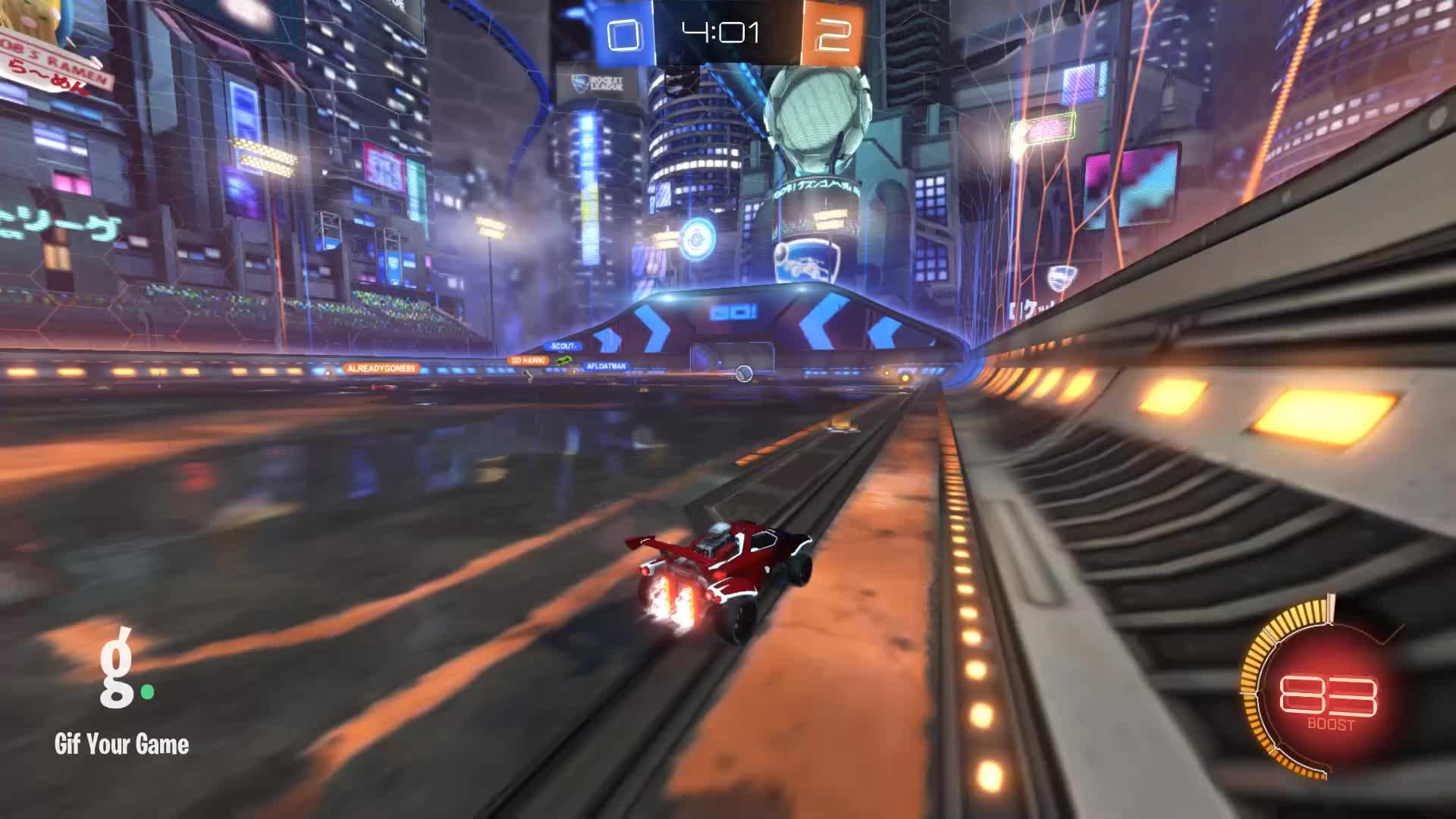 AMD, Gif Your Game, GifYourGame, Goal, Rocket League, RocketLeague, Goal 3: AMD GIFs