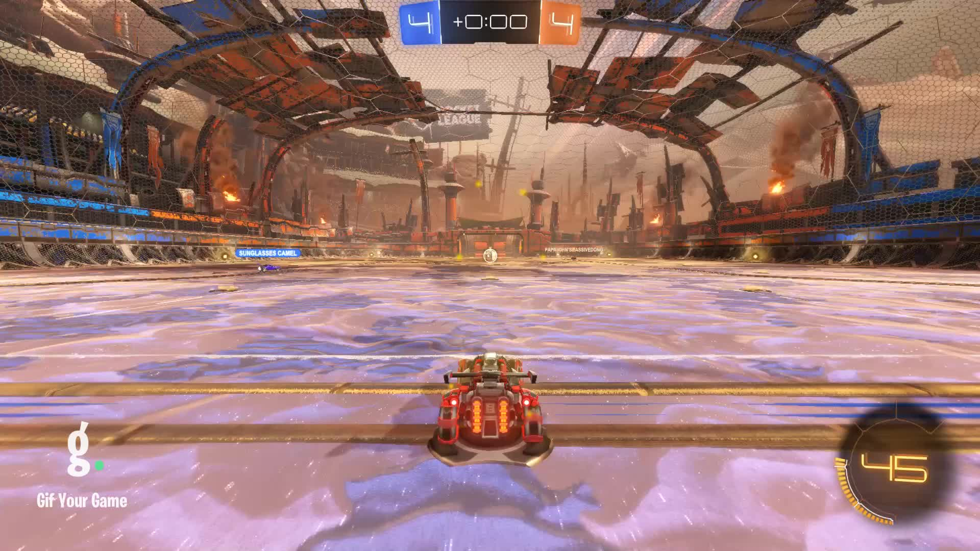 Gif Your Game, GifYourGame, Goal, Rocket League, RocketLeague, venomspire, Goal 9: venomspire GIFs
