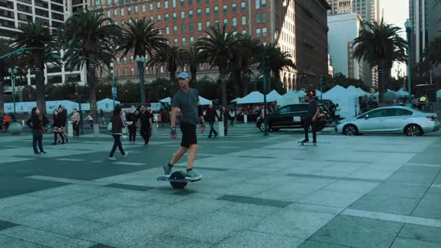 Watch and share Electric Board GIFs and San Francisco GIFs on Gfycat