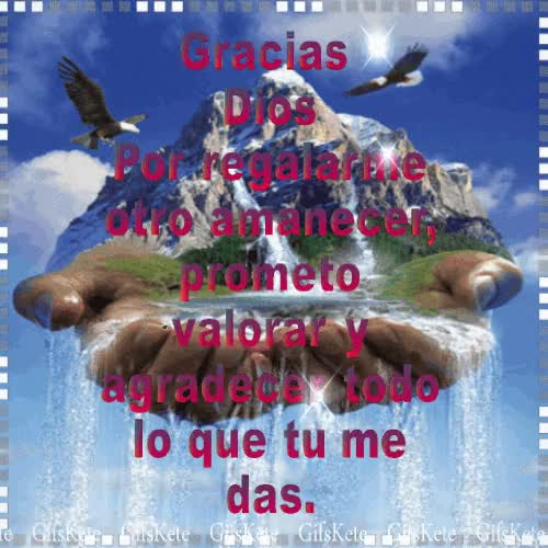 Watch and share Gracias Dios GIFs on Gfycat