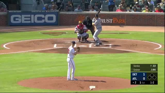 Watch and share Atlanta Braves GIFs and Detroit Tigers GIFs on Gfycat