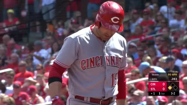 Watch and share Cincinnati Reds GIFs and Baseball GIFs by tks23 on Gfycat