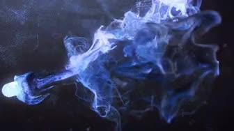 Electric smoke cloud : woahdude GIFs