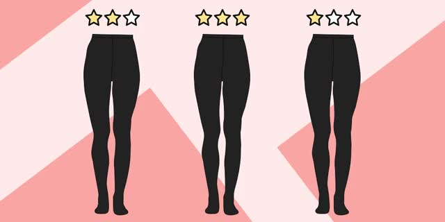 Watch and share The Marie Claire Tights Test: What To Wear Now GIFs on Gfycat