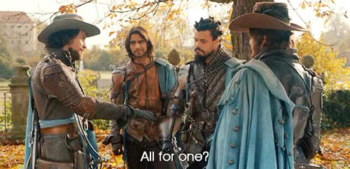 Watch and share Musketeers Spoilers GIFs and The Musketeers GIFs on Gfycat