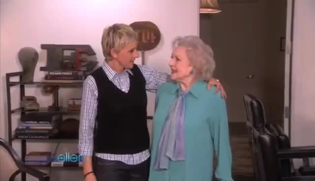 Watch this trending GIF on Gfycat. Discover more betty white GIFs on Gfycat