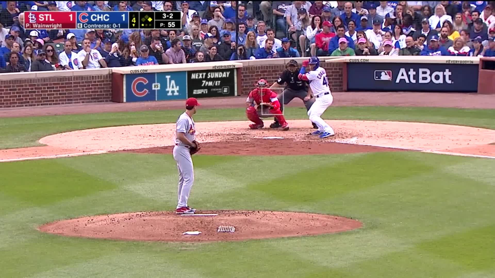 baseball, cardinals, chicago, chicago cubs, cubs, st louis cardinals, st. louis, Strike 'em out, throw 'em out. GIFs