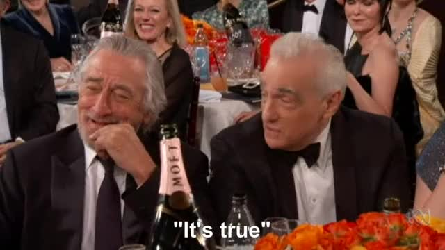 Watch and share Martin Scorsese GIFs and Robert De Niro GIFs on Gfycat