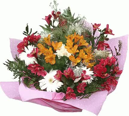 Watch and share Flowers Bouquet GIFs on Gfycat