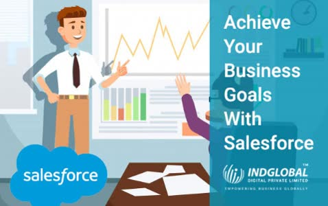 Watch and share Salesforce Development Company In Bangalore, India GIFs by Indglobal Digital Private Limi on Gfycat