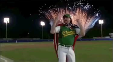 Watch and share Danny Mcbride GIFs and Middle Finger GIFs by Reactions on Gfycat
