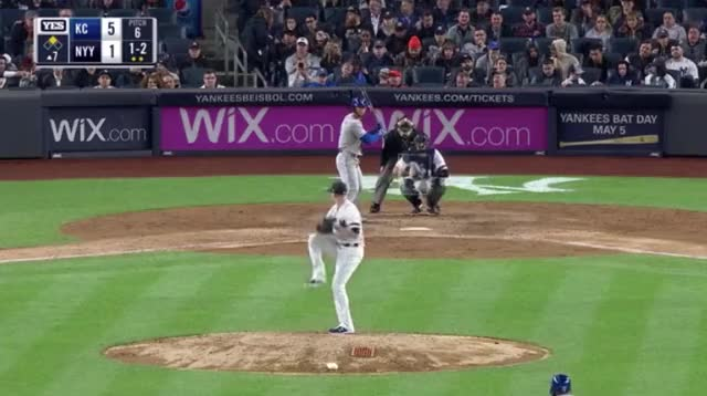 Watch and share New York Yankees GIFs and Baseball GIFs on Gfycat