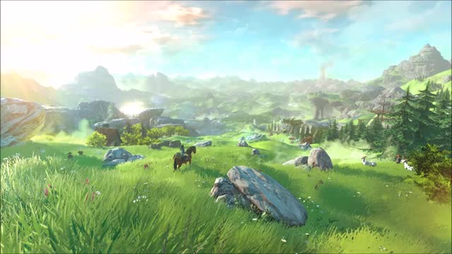Watch and share BotW GIFs by mitchfizzl on Gfycat