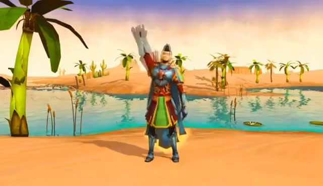 Watch and share RuneScape Patch Notes #174 - 19th June 2017 GIFs on Gfycat