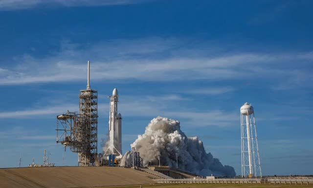 Watch falcon-heavy-gif-loop GIF on Gfycat. Discover more related GIFs on Gfycat