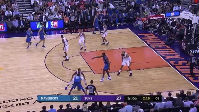 Watch and share Dallas Mavericks GIFs and Phoenix Suns GIFs by Ben Mallis on Gfycat