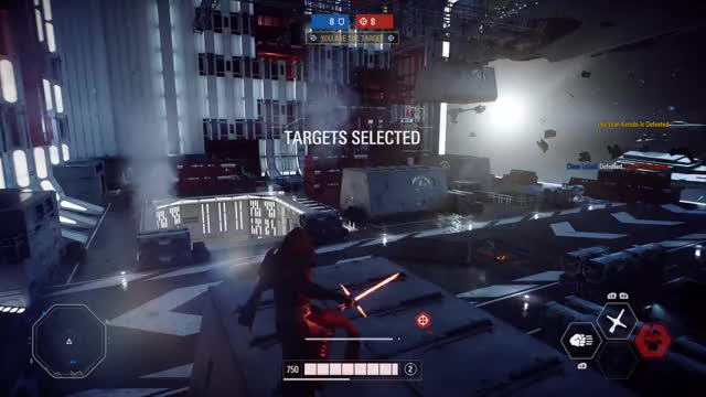 Watch this GIF by Gamer DVR (@xboxdvr) on Gfycat. Discover more Neprikka, STARWARSBattlefrontII, xbox, xbox dvr, xbox one GIFs on Gfycat