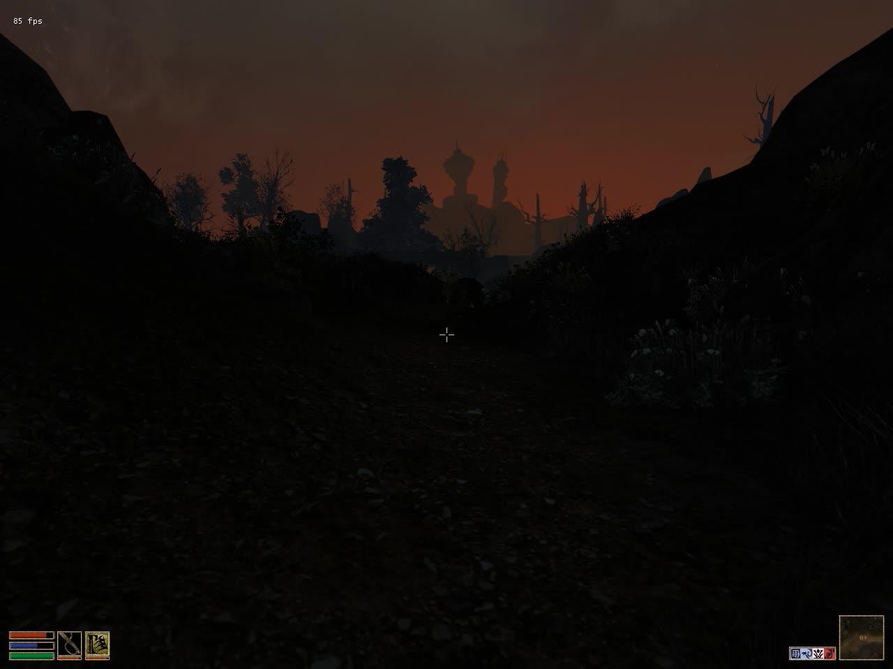 Morrowind horrible walking speed GIFs