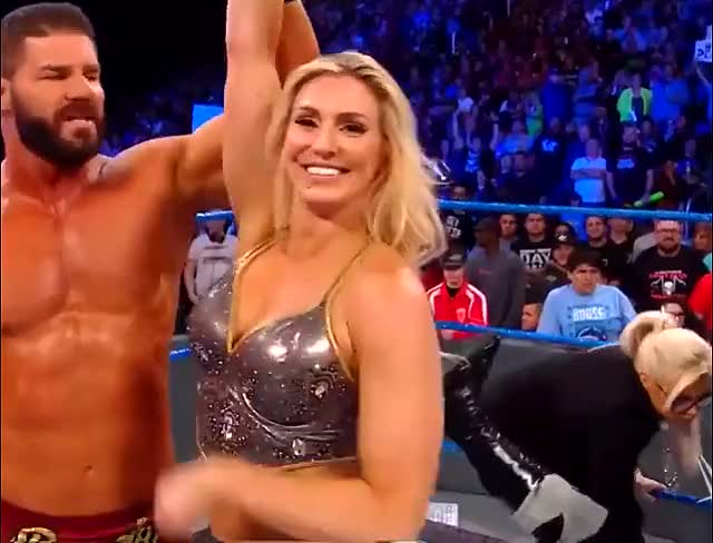 Watch Charlotte GIF by @treverside on Gfycat. Discover more Charlotte, Flair, bobby roode, charlotte flair, wwe GIFs on Gfycat