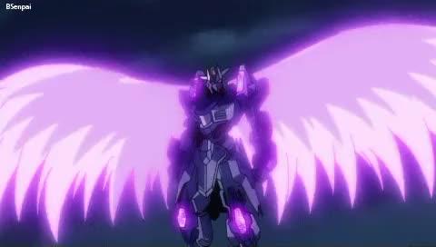 Watch and share Try Burning Gundam GIFs and Denial Gundam GIFs on Gfycat