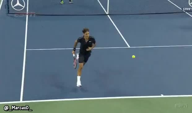 Watch this GIF by MarcusD (@-marcusd-) on Gfycat. Discover more tennis GIFs on Gfycat