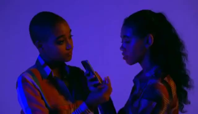 Watch Amandla Stenberg - Let My Baby Stay GIF on Gfycat. Discover more related GIFs on Gfycat
