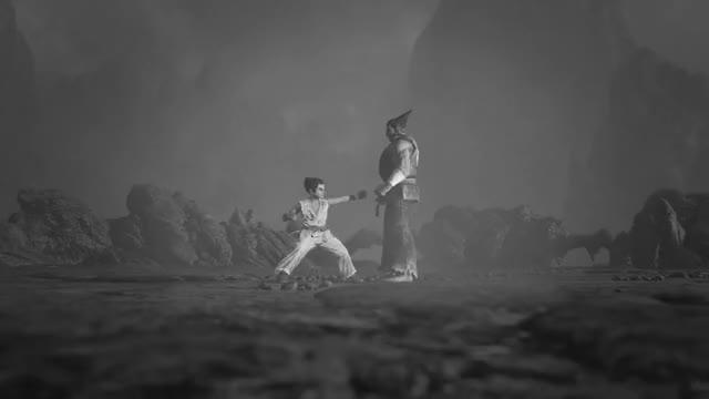 Watch TEKKEN 7 - PS4/XB1/PC - Rage and Sorrow (English Trailer) GIF on Gfycat. Discover more bandai namco, bandai namco entertainment, namco bandai GIFs on Gfycat
