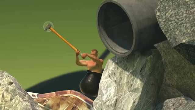 Watch Getting Over It - Nerd Coach   NerdPlayer 312 GIF by @joparebr on Gfycat. Discover more Getting Over It GIFs on Gfycat