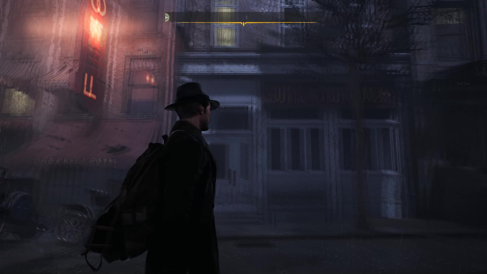 playua, the sinking city, The Sinking City #02 GIFs