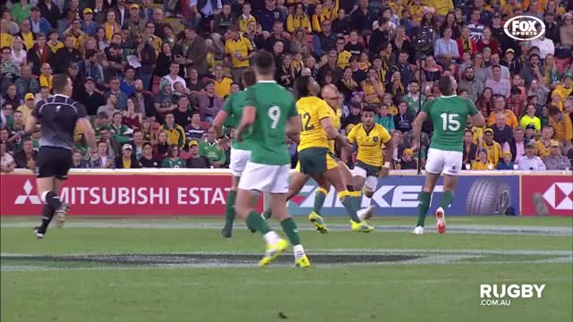 Watch and share Simon Easterby GIFs and Israel Folau GIFs by rimbaud82 on Gfycat