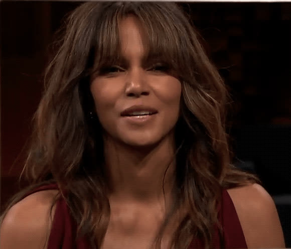 box of lies, confused, halle berry, jimmy fallon, skeptical, suspicious, tonight show, halleberry_boxoflies_jimmyfallon GIFs