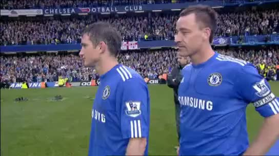 Watch and share Chelsea Fc GIFs and Lampard GIFs on Gfycat