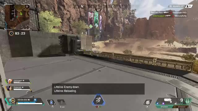 Watch this GIF by Gamer DVR (@xboxdvr) on Gfycat. Discover more ApexLegends, Halvdan Blak, xbox, xbox dvr, xbox one GIFs on Gfycat