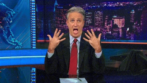 Jon Stewart, blewmymind, mindblown, mindgasm, Mind Blown GIFs