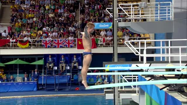 Watch and share Diving Rio 2016 GIFs and Olympic ​g​ames GIFs by Ancalagon on Gfycat