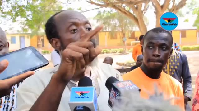 Watch Go and ask your grandfather - Ada East assemblyman jabs journalist GIF on Gfycat. Discover more ghana GIFs on Gfycat