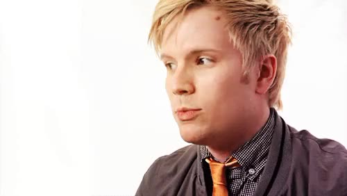 Watch and share Patrick Stump GIFs and Fall Ouy Boy GIFs on Gfycat