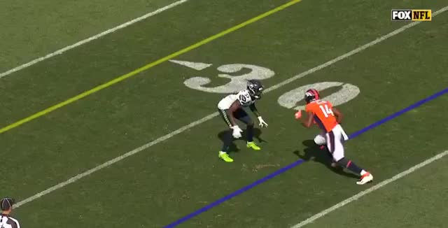 Watch and share Tre Flowers Coverage Seattle GIFs by Pistols Firing on Gfycat